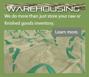We can tackle even the toughest recycling or warehousing need. We have the experience to handle it.